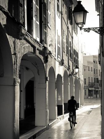 Spain, Balearic Islands, Menorca, Ciutadella, Old Town by Michele Falzone