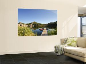 Sylvan Lake, Black Hills National Forest, Custer State Park, South Dakota by Michele Falzone