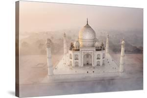 Taj Mahal Haze by Michele Falzone