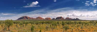 The Olgas, Northern Territory, Australia by Michele Falzone