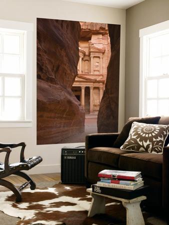 The Treasury, Petra, Jordan