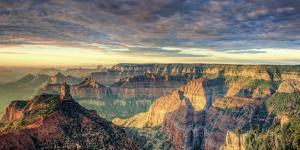 USA, Arizona, Grand Canyon National Park, North Rim, Point Imperial by Michele Falzone