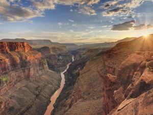 USA, Arizona, Grand Canyon National Park (North Rim), Toroweap (Tuweep) Overlook by Michele Falzone