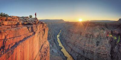 USA, Arizona, Grand Canyon National Park (North Rim), Toroweap (Tuweep) by Michele Falzone