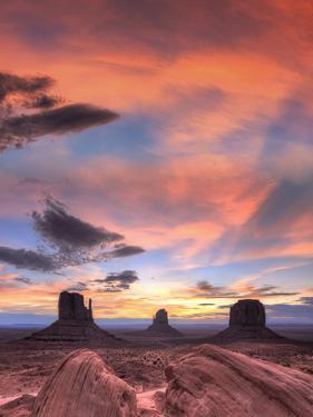 USA, Arizona, Monument Valley by Michele Falzone