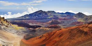 USA, Hawaii, Maui, Haleakala National Park by Michele Falzone