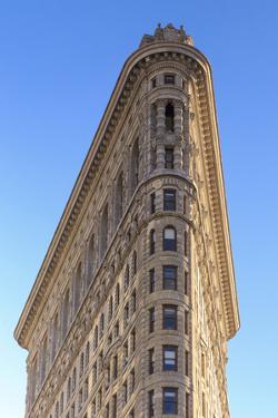 Usa, New York, New York City, Manhattan, Flatiron Building by Michele Falzone