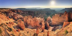USA, Utah, Bryce Canyon National Park, Thor's Hammer by Michele Falzone