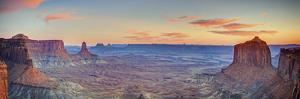 USA, Utah, Canyonlands National Park, Island in the Sky District, View from False Khiva by Michele Falzone