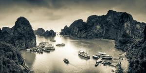 Vietnam, Halong Bay by Michele Falzone