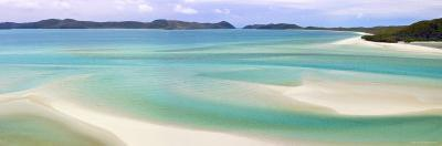 Whitehaven Beach, Witsunday Islands, Queensland, Australia by Michele Falzone