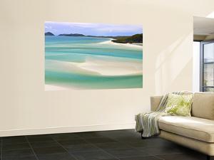 Whitehaven Beach, Witsunday Islands, Queensland, Australia by Michele Falzone
