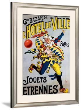 GD Bazar de l'Hotel de Ville by Michele