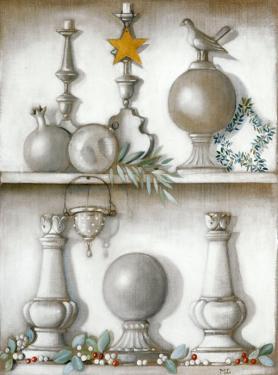 Etagere, Etoile Dorée by Michele Letang