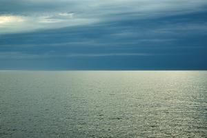 Canada, Quebec, Iles-de-la-Madeleine. Open sea by Michele Molinari
