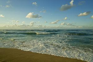 Israel, Haifa. Beaches and Mediterranean sea by Michele Molinari