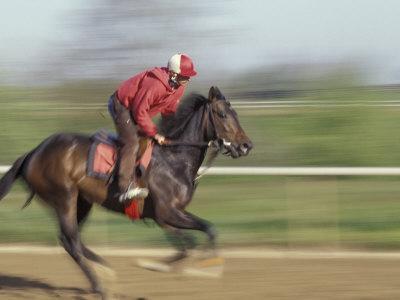 Keenland Horse Race Track, Lexington, Kentucky, USA