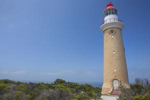 Cape du Couedic Lighthouse at Flinders Chase National Park, South Australia. by Michele Niles