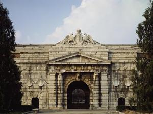 External Facade of Porta Nuova, 1535-1540 by Michele Sanmicheli