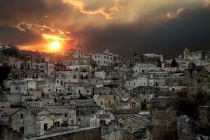 Matera Village Italy by Michele Stoduto