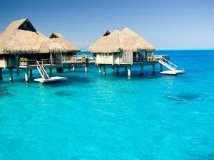 Bora Bora Nui Resort and Spa, Bora Bora, Society Islands, French Polynesia by Michele Westmorland