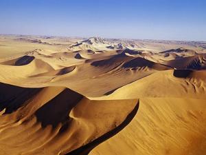 Sand Dunes of Namib-Naukluft Park by Michele Westmorland