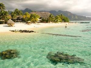 Sheraton Resort in Moorea, French Polynesia by Michele Westmorland