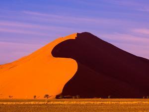 World's Tallest Sand Dunes, Namibia World Heritage Site, Namibia by Michele Westmorland