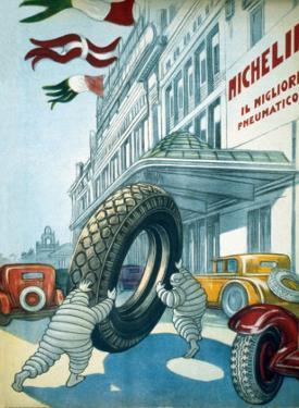 Michelin Bibendum Tire