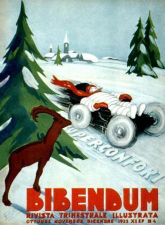 Michelin, Snow Tire