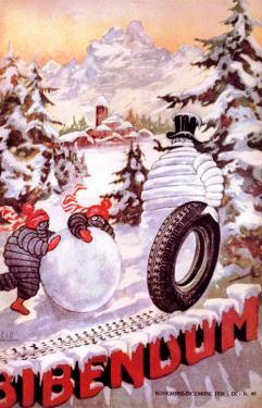Michelin, Snowman Tire