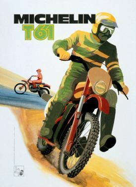 Michelin, T61 Motocross Tire