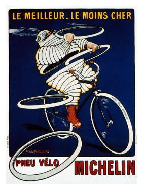 Michelin, Tire Man