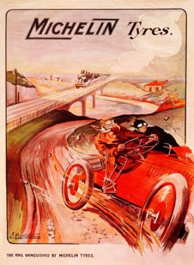 Michelin, Tire Vanquished Rail
