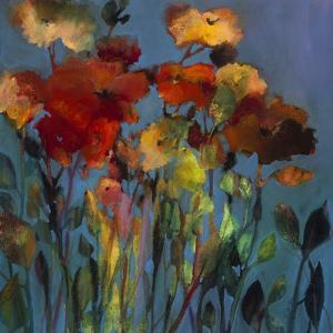 Blue Flower by Michelle Abrams