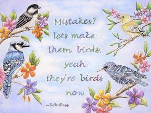 Birds and Flowers Quote by Michelle Faber