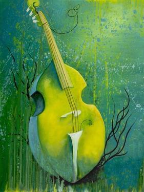 Sunken Dreams Cello by Michelle Faber