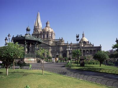 Cathedral, Guadalajara, Mexico, North America by Michelle Garrett