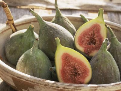 Figs in a Baskest by Michelle Garrett