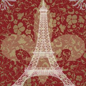Eiffel Tower by Michelle Glennon