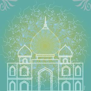 Taj Mahal by Michelle Glennon