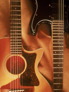 Guitars by Michelle Joyce