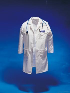 Lab Coat by Michelle Joyce