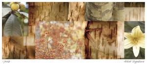 Yellow Mosaic II by Michelle Joyce