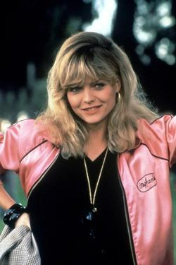 Michelle Pfeiffer GREASE II, 1982 directed by PATRICIA BIRCH (photo)