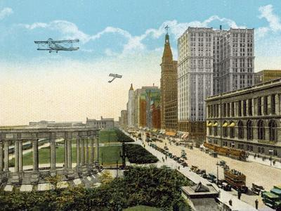https://imgc.allpostersimages.com/img/posters/michigan-boulevard-and-grant-park-looking-south_u-L-PPBWHR0.jpg?p=0