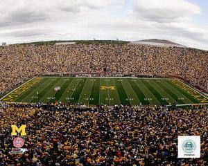 Michigan Stadium, 2007 Wolverines - University of Michigan