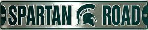 Michigan State Spartan Road
