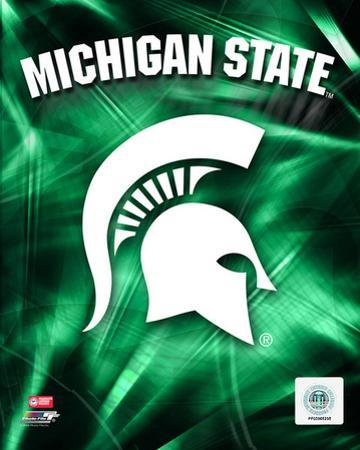 Michigan State University Spartans Logo
