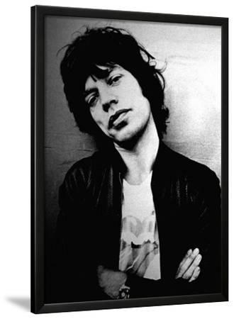 Mick Jagger-London 1975